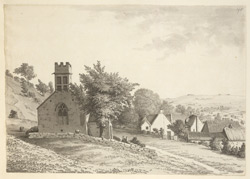 Charlcombe, Church and Parsonage